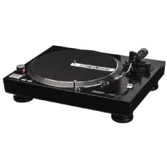 Reloop RP-1000M DJ or Hi-Fi Turntable Vinyl Record Player Deck + Cartridge + Mat